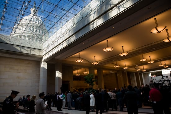 Should New US Capitol Visitor Center Honor God?
