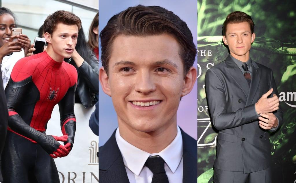 Hot Photos of Spider-Man Actor Tom Holland