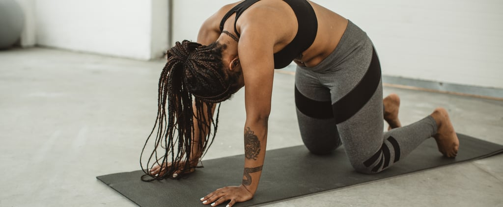 5-Minute Pilates Warmup With Hand Towel
