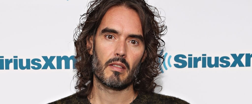 Russell Brand Opens Up About His Battle With Addiction