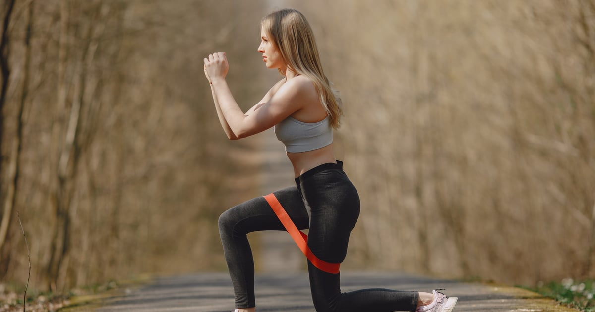 17 Quick 15-Minute Mini Resistance Band Workouts to Tone Your Glutes
