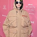 Billie Eilish at Billboard Women in Music Event 2019 Photos