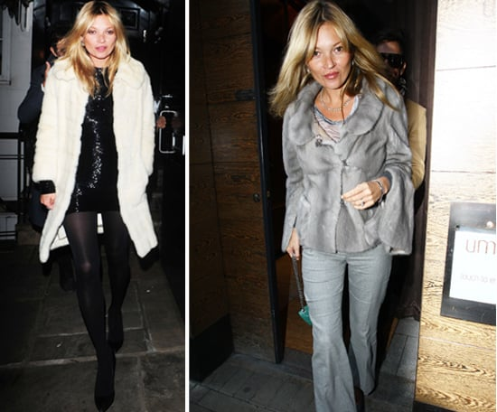 Kate Moss Fashion on her 38th Birthday