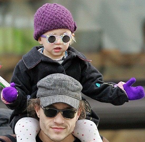 Heath Ledger's Little Girl Matilda Ledger
