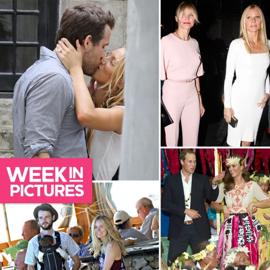 Best Celebrity Pictures Week of Sept. 17, 2012