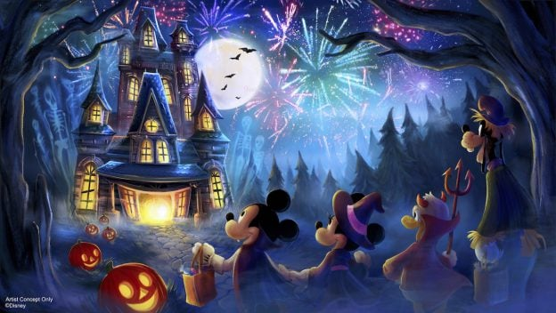 Disney World Announced an All-New Halloween Fireworks Show, So Prepare to Be Dazzled!