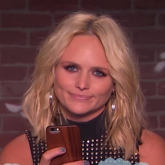 Miranda Lambert Reading Mean Tweets Country Music Edition 2