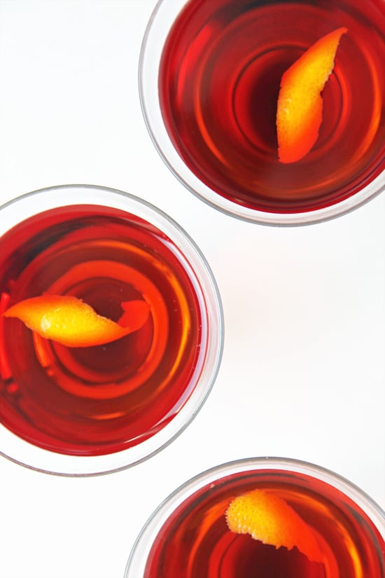Campari With a Twist