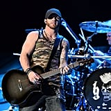 And if you like beefy, camo-wearing country rockers, there's Brantley Gilbert.