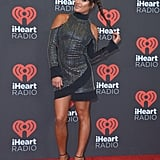 Lea Michele in David Koma