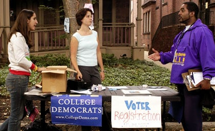 VA Registrar to Students: Dire Results if You Register to Vote