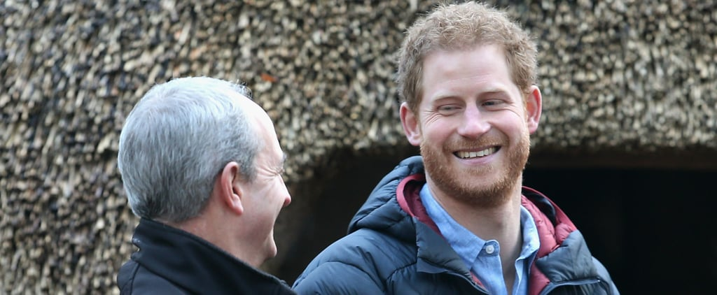 Prince Harry Discusses the Importance of Mental Health Treatment While Meeting With Veterans