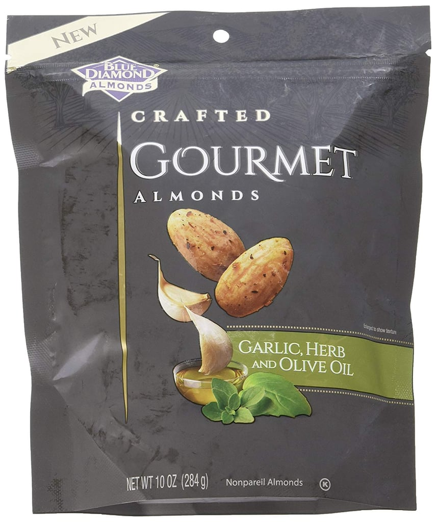 Blue Diamond Gourmet Almonds, Garlic, Herb and Olive Oil