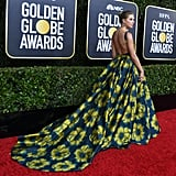 The Most Outrageous, Memorable 2020 Golden Globes Dresses
