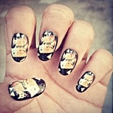 "The question isn't, ""Why are there cats in tacos flying through space on your fingers?"" The question is, ""Why aren't there cats in tacos flying through space on everyone's fingers?"" The interstellar kitty nail wraps are $6 for a set of 20."