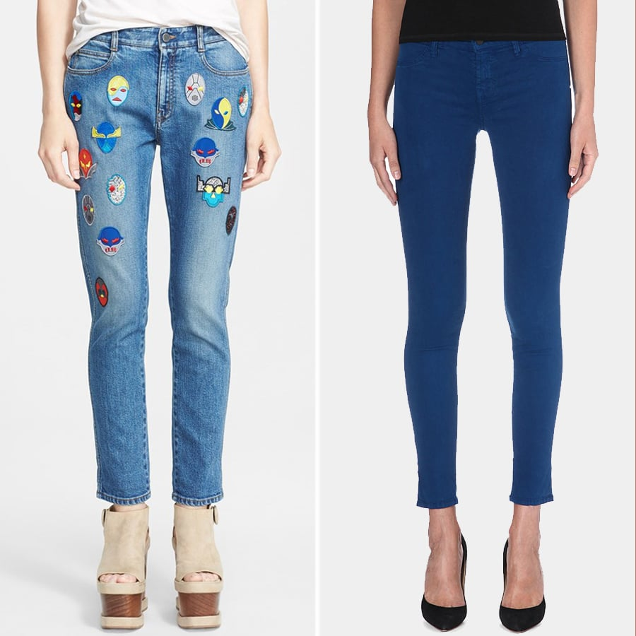 Skinny Jeans Trends For Winter 2014