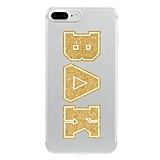 BΔK Gold Sparkle Phone Case