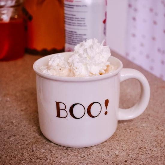 Candy Corn Latte Recipe