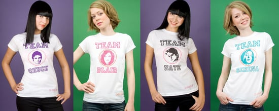 Gossip Girl Tees — Whose Team Are You On?