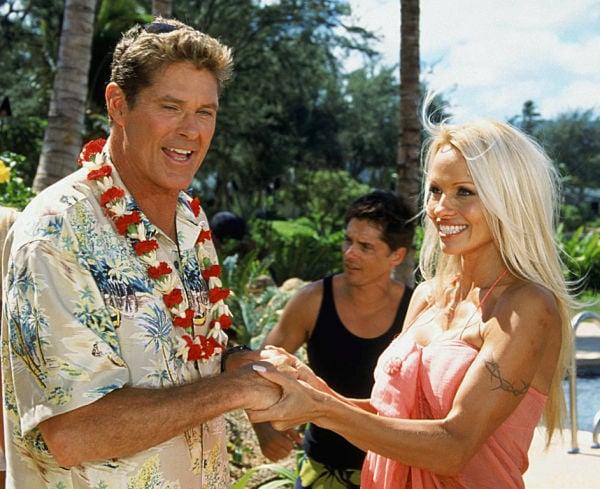 Baywatch: Hawaiian Wedding  Memorable Movie and TV Weddings