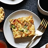 Breakfast Casserole With Sweet Potato Hash Browns