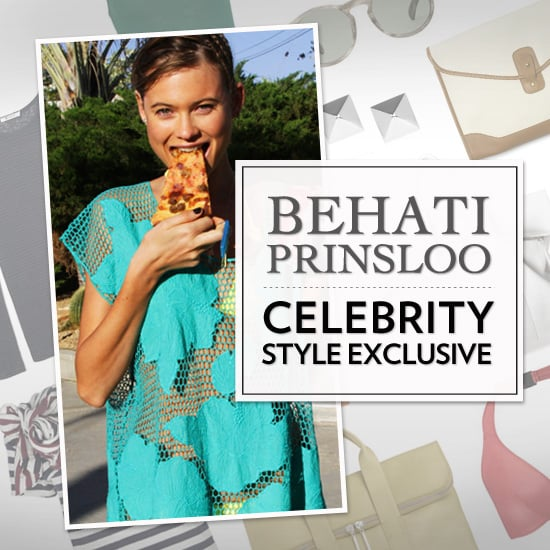 Perfect 10: Behati Prinsloo's Summer Essentials