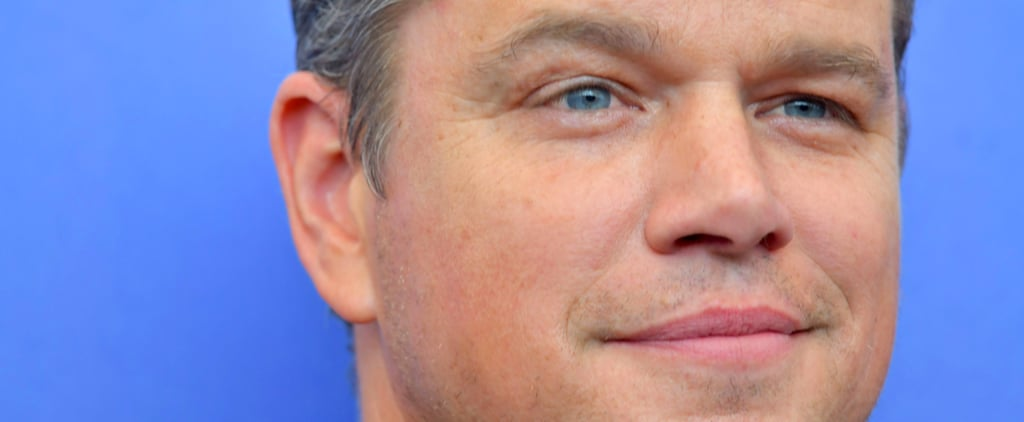 The 1 Reason Trump Has Made So Many Cameos, According to Matt Damon