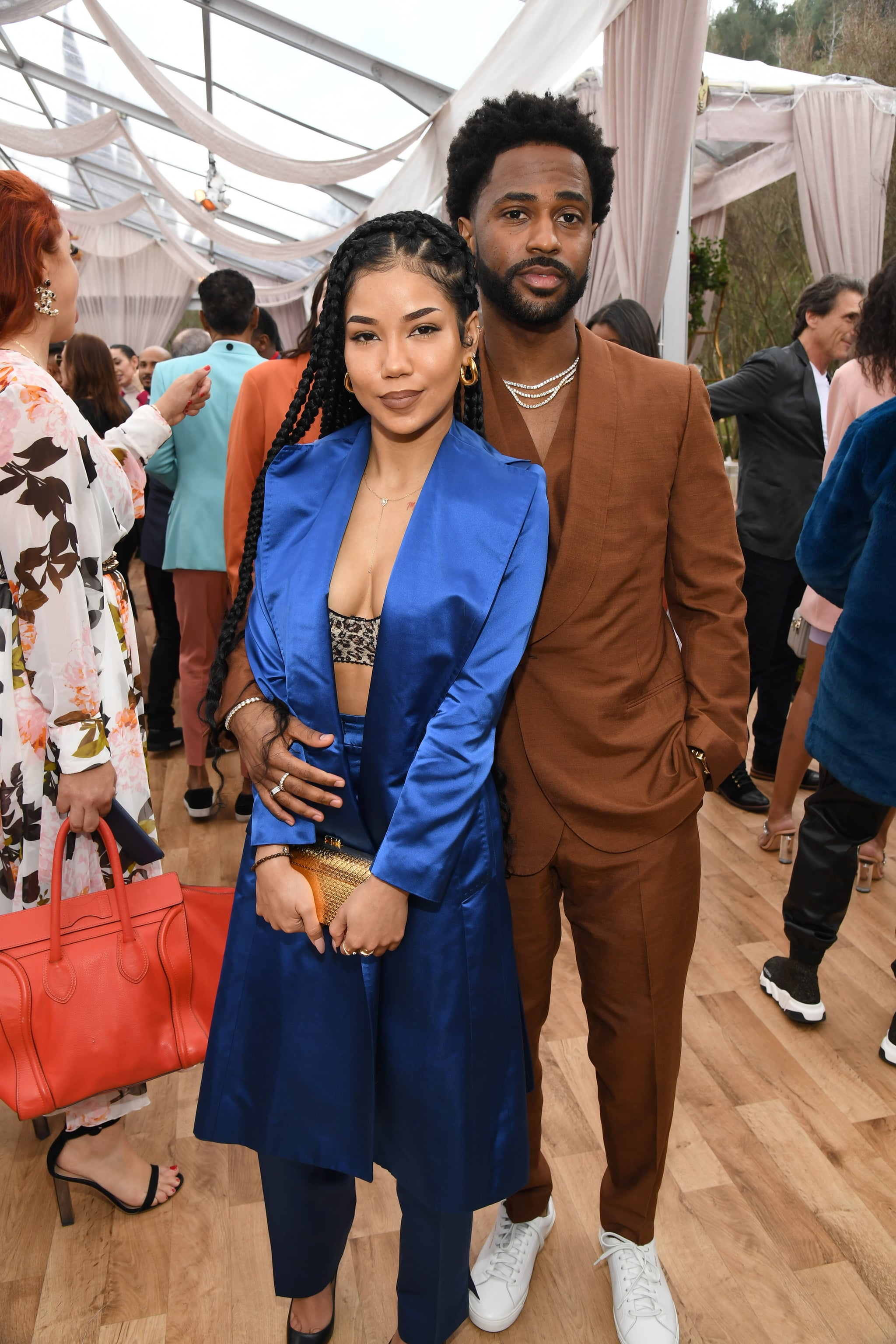 Image result for big sean and jhene aiko