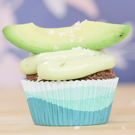 Avocado Cupcakes Recipe