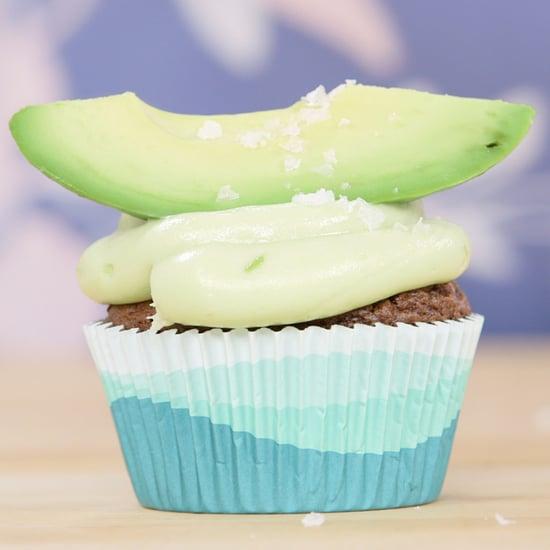 Recipe for Avocado Cupcakes