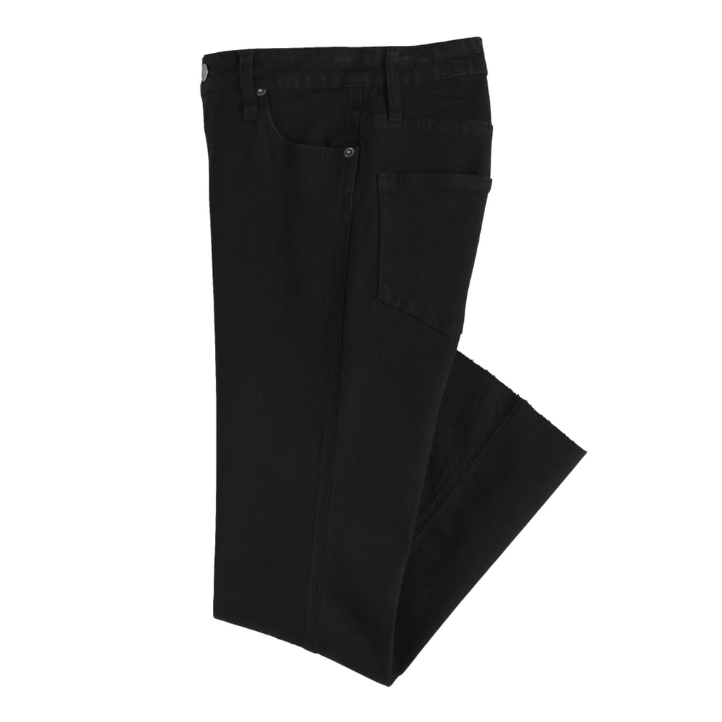 POPSUGAR High-Waisted Kick Flare Jeans