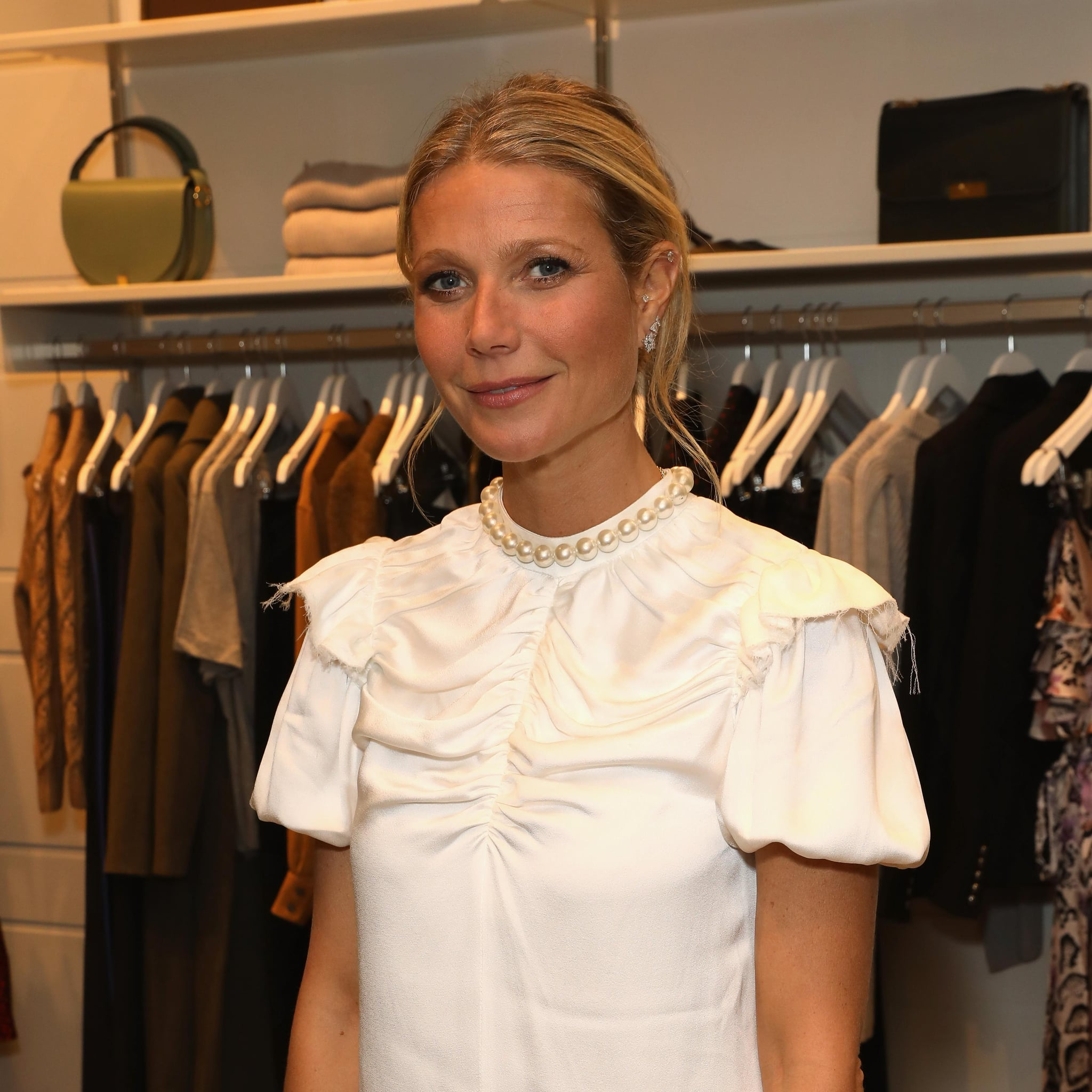 picture First Look Gwyneth Paltrow's fashion collection