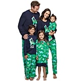 Jammies For Your Families Dino Family Pajamas