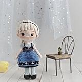 Disney Princess Doll Crochet Pattern — Elsa