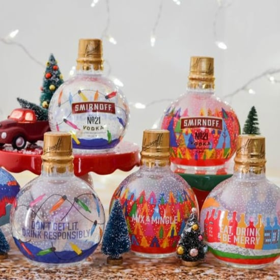 Smirnoff Vodka Christmas Ornaments