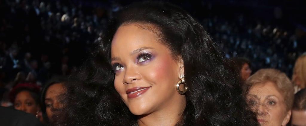 Rihanna's Best Body Highlighter Looks | Fenty Body Lava