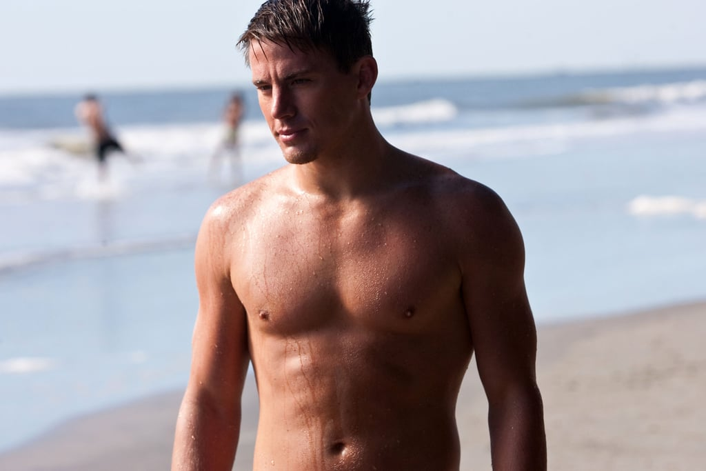 Channing Tatum is a man of many talents; he can act, he can dance, and he knows how to work a runway, but most importantly, he can do all of those things all while looking incredibly hot. Oh, and have you seen him shirtless? In case you need a reminder of what Channing is hiding under that shirt of his, here are 30 of his sexiest shirtless moments.        Related:                                                                                                           Further Proof That Channing Tatum Has Been Making Jenna Dewan Smile For Years