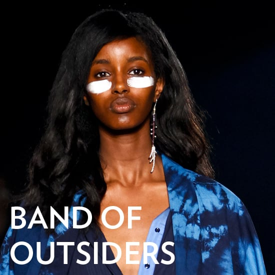 Band of Outsiders Spring 2013 Hair and Makeup