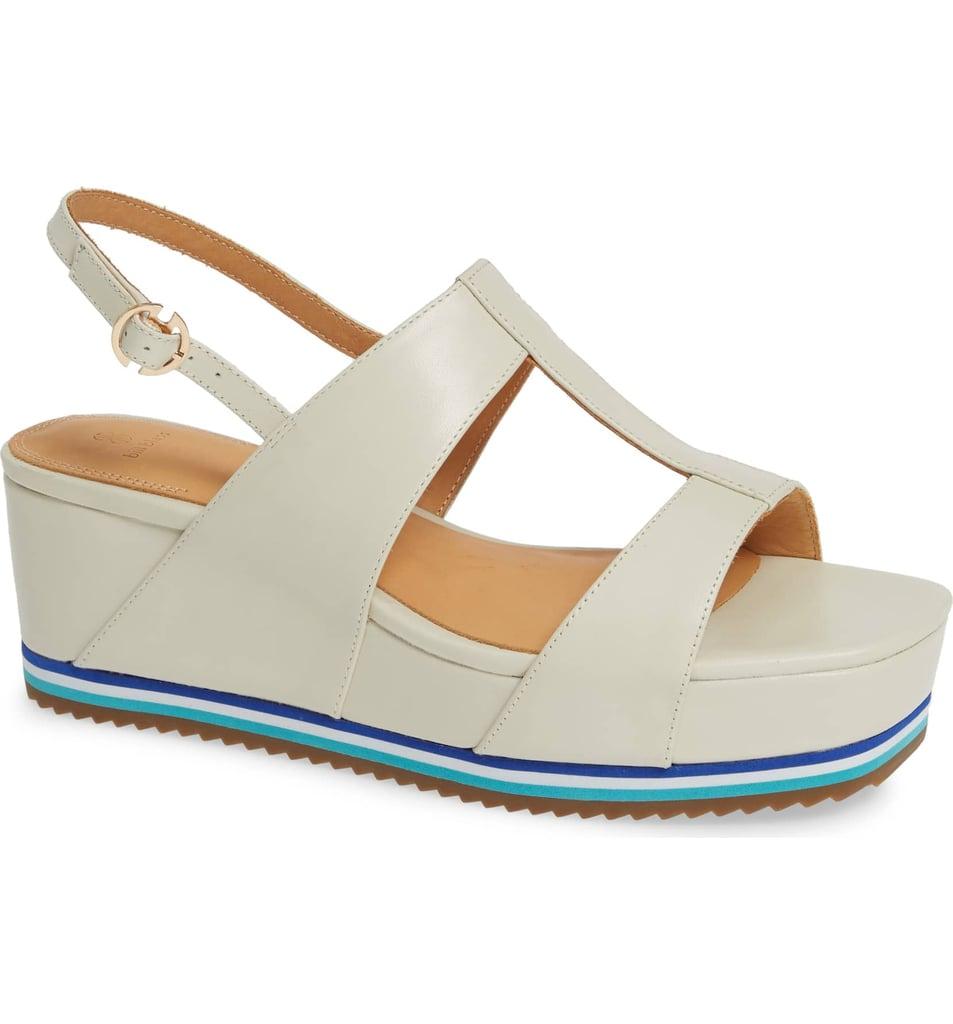 Bill Blass Ursula Platform Sandal