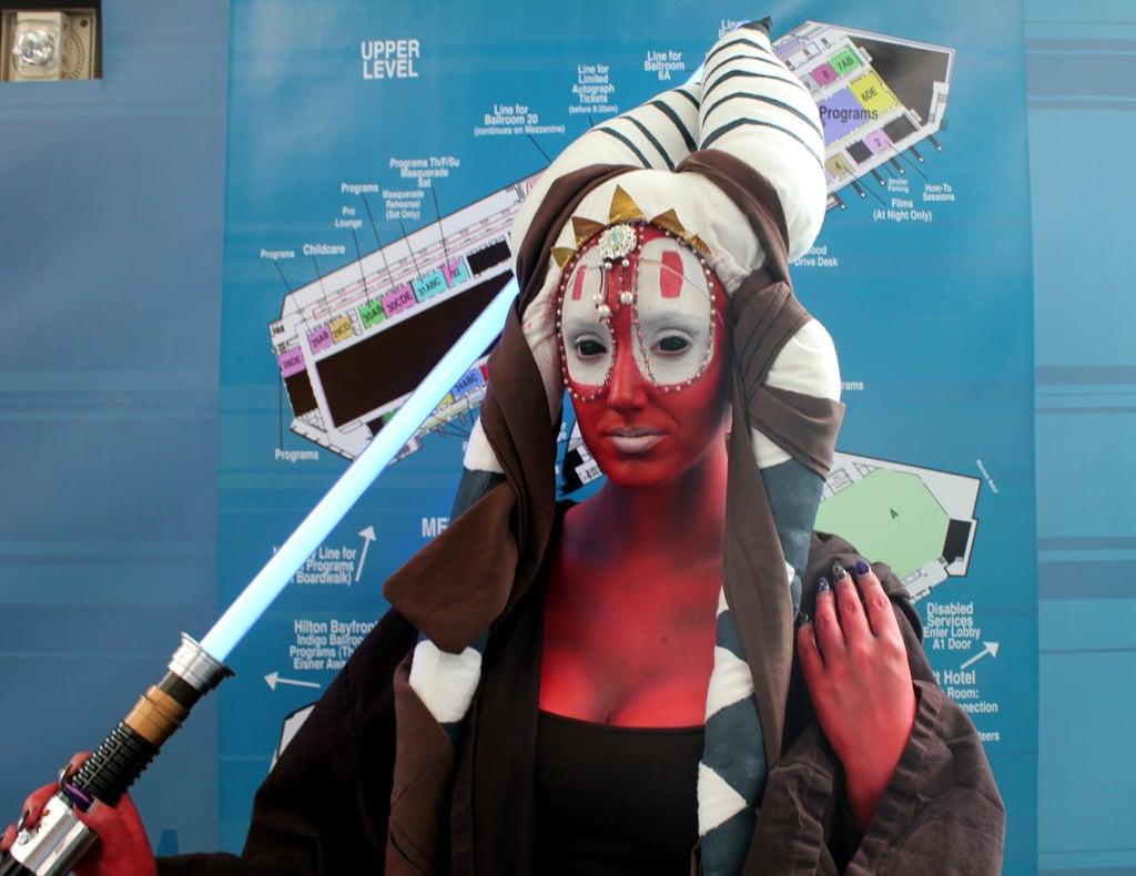 Shaak Ti — Star Wars