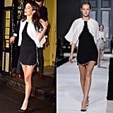 Amal Clooney's Spring '15 Giambattista Valli Dress