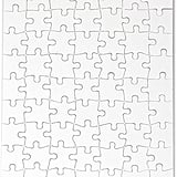 Hygloss Products Blank Jigsaw Puzzle