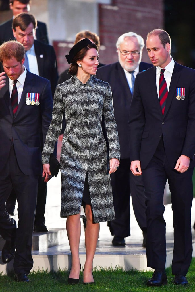 A Rundown of Kate Middleton's 17 Favorite Designers at Fashion Week