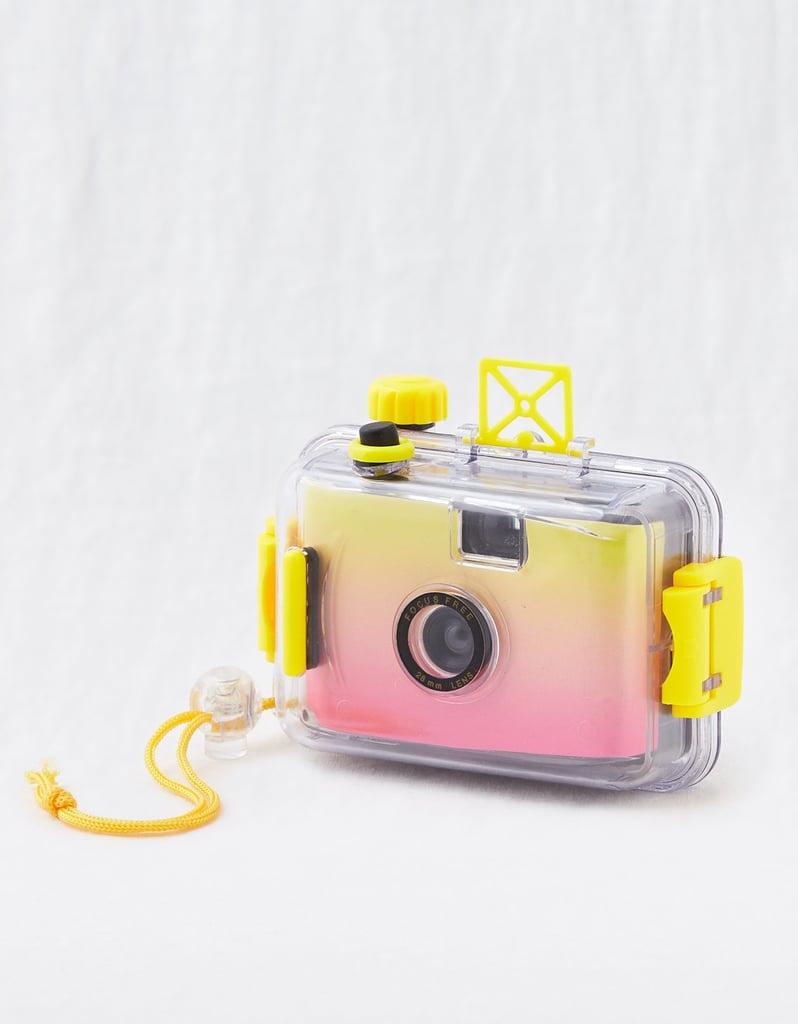 An Underwater Camera