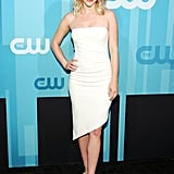 Lili Reinhart at the 2017 CW Upfronts