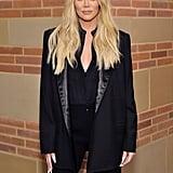 Khloe Kardashian's Holiday Nail Polish