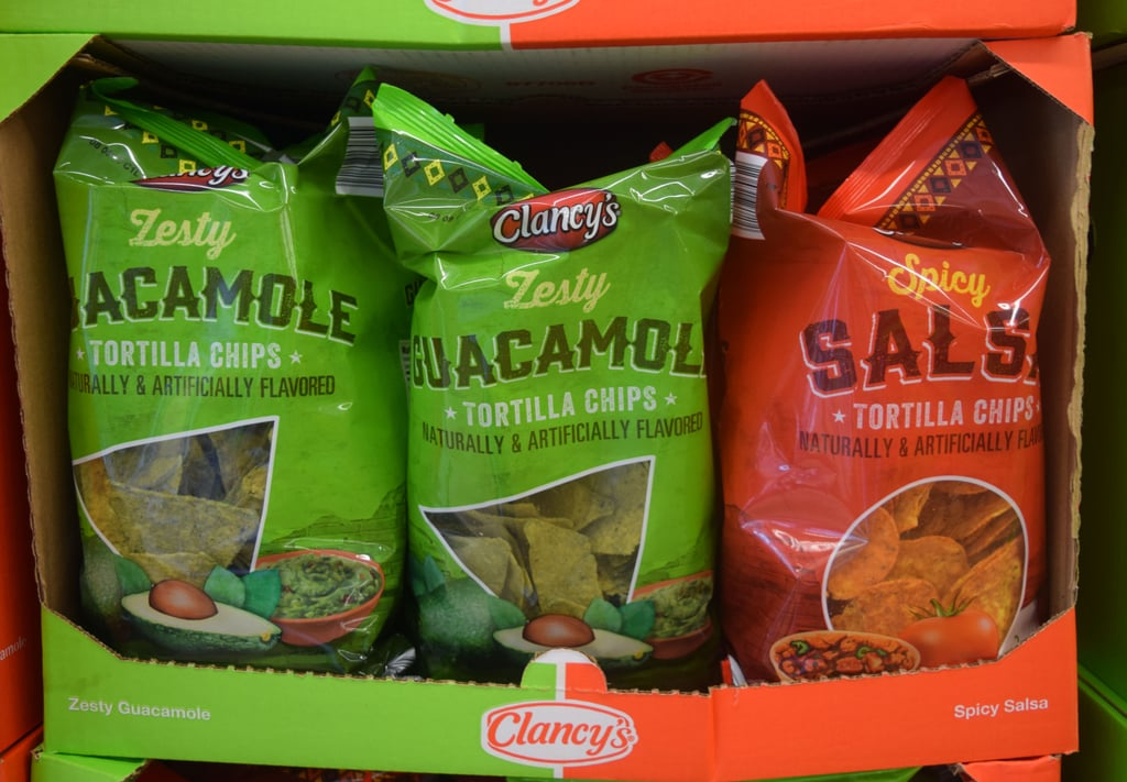 Clancy's Guacamole and Salsa Chips