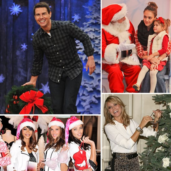 Pictures of Celebrities During Holidays 2011