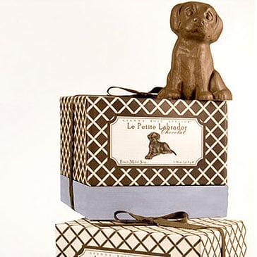 Pet-Shaped Gift Soaps