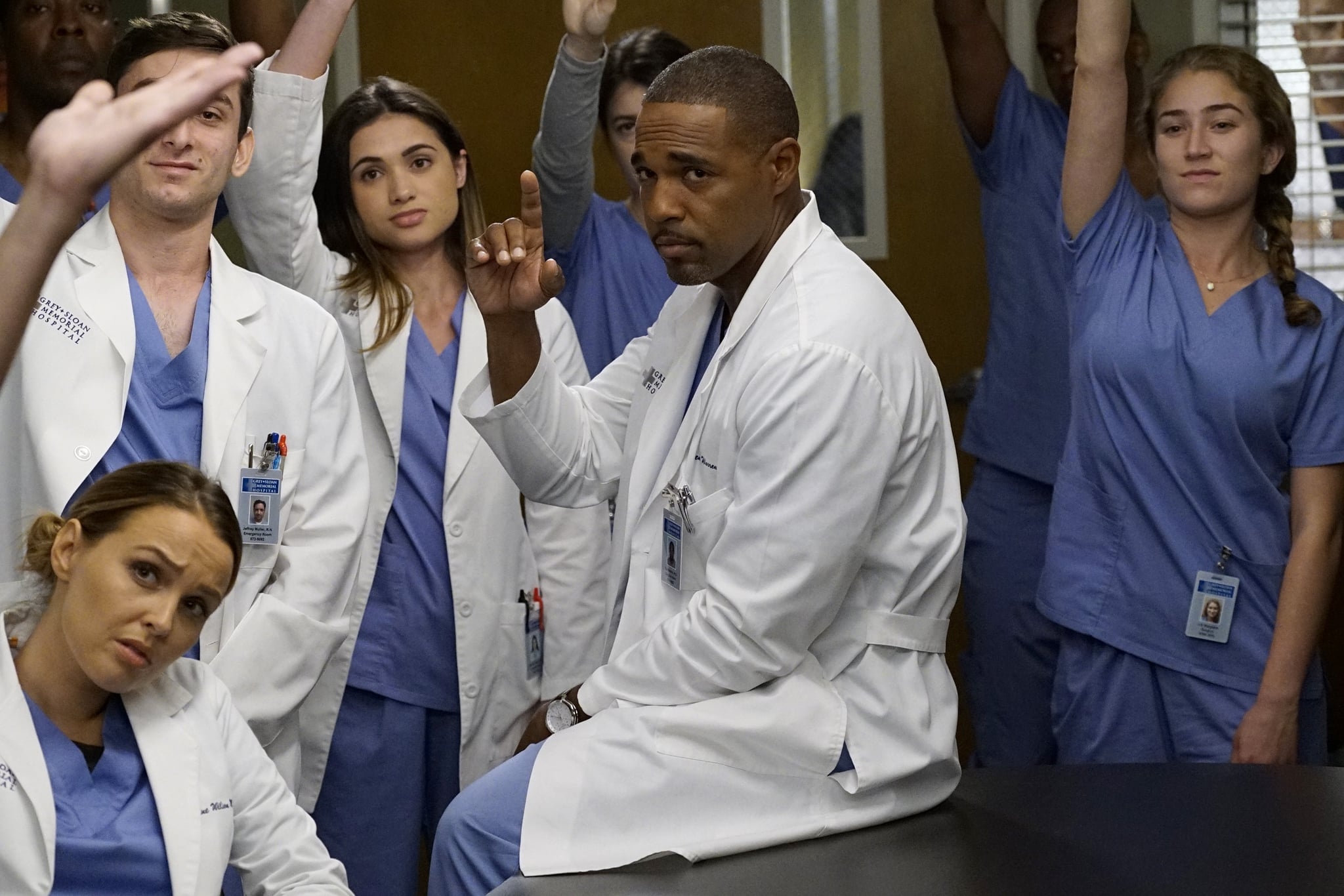 Is Ben Going to Become a Firefighter on Grey\'s Anatomy? | POPSUGAR ...